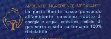 ambiente ingrediente importante